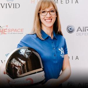 Insa Thiele-Eich_Astronaut Candidate_Astronautin GmbH