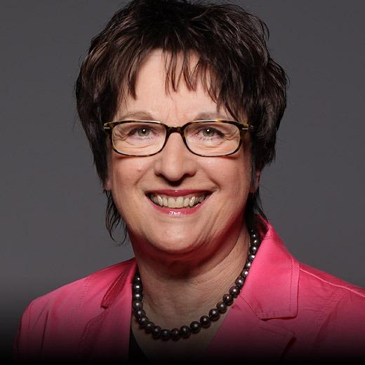 Brigitte Zypries_Bundesministerin für Wirtschaft und Energie