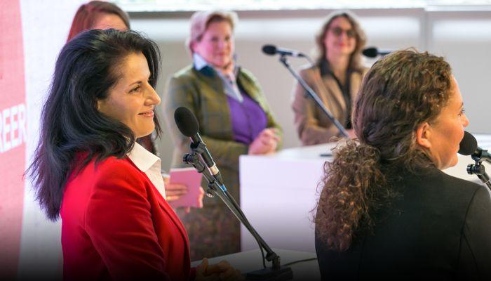 Frauen an der Unternehmensspitze