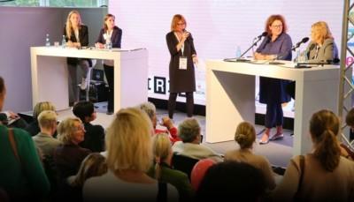 herCAREER Podcast Karrieremesse für Frauen Diskussion Accelerate Academy Shiftschool DIW Berlin