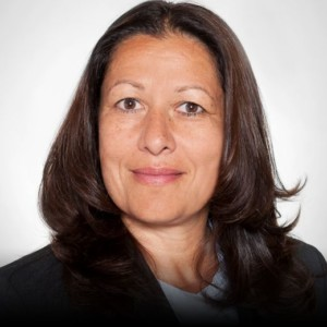 Rosheen Dries, Partnerin bei EY(Ernst & Young) und Leiterin der Steuerabteilung der Financial Services Organisation, Deutschland