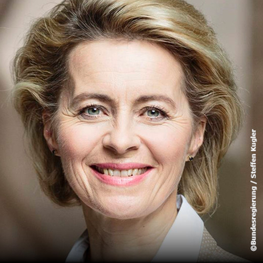 Ursula von der Leyen, Schirmherrin der herCAREER 2019