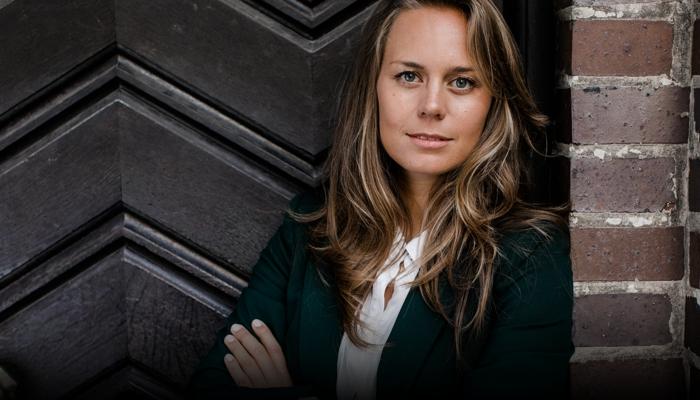 Katharina Seehuber, Gründerin Let's Yalla