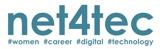 net4tec Logo herCAREER