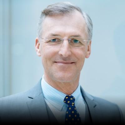 Daniel Just - Vorstandsvorsitzender Bayerische Versorgungskammer