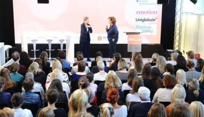 herCAREER Podcast Karrieremesse für Frauen Diskussion männerdominierte Branche