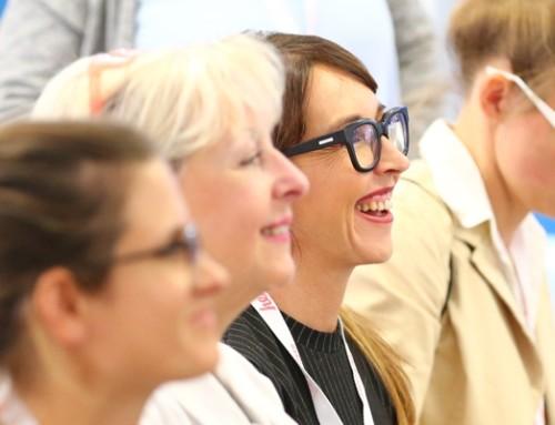Podcasts: Wirtschaftsfrauen auf die Titelseiten! Geschlechterwandel in den Medien – und was Unternehmerinnen tun können, um sichtbarer zu werden