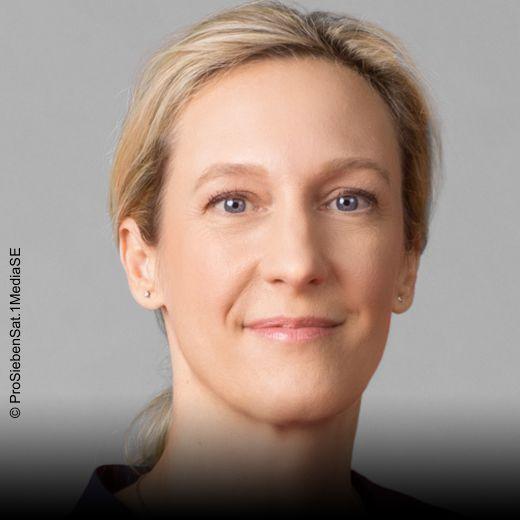 Sabine Eckhardt, Vorstandsmitglied (Vertrieb und Marketing), ProSiebenSat.1 Media SE