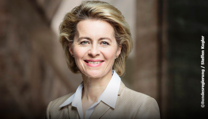 Ursula von der Leyen, Bundesministerin