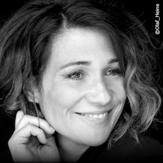 Alexandra Helmig - Schauspielerin und Gründerin des Kinderkunsthauses München