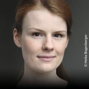 """Jenna Behrends - Journalistin, Juristin, Berliner Politikerin, Autorin des Buchs """"Rabenvater Staat"""""""