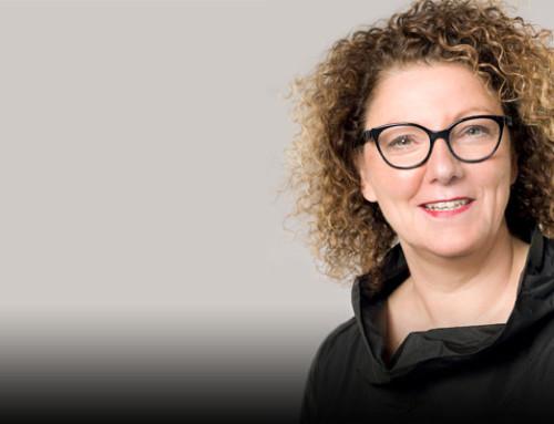 """Christa Stienen: """"Innovative HR als Treiber und Gestalter in Unternehmen."""""""