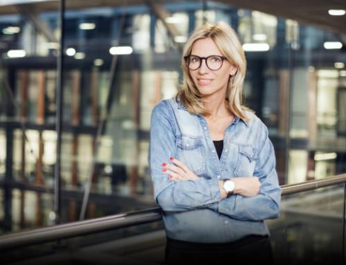 """Eva Messerschmidt: """"Wie stellt man ein Medienunternehmen so auf, dass neue Ideen entwickelt werden können?"""""""