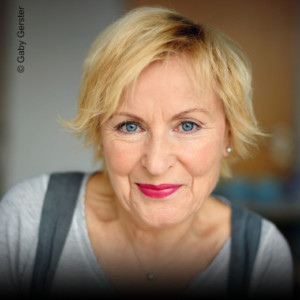 Bascha Mika - Chefredakteurin der Frankfurter Rundschau - Speakerin auf der herCAREER