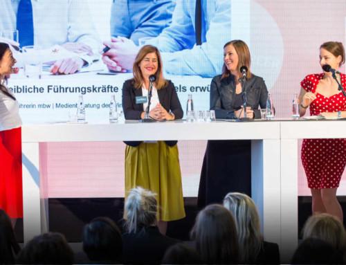 Podcast: Mehr Sichtbarkeit für weibliche Führungskräfte – Role Models erwünscht!