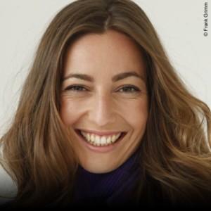 Andrea Lauterbach, Moderatorin, BR Fernsehen