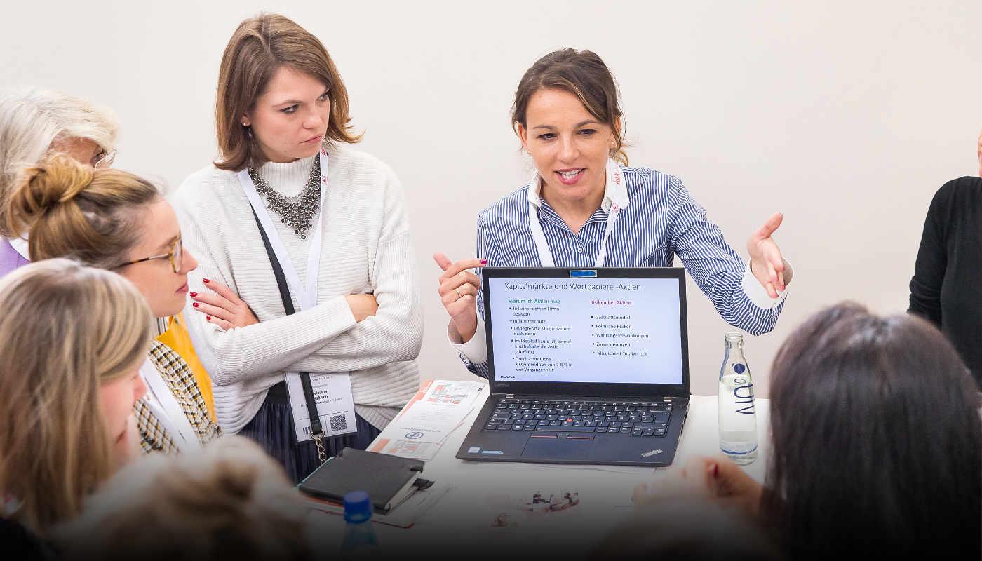 German StartUp-Award 2019 - Frauen in der Startup-Szene