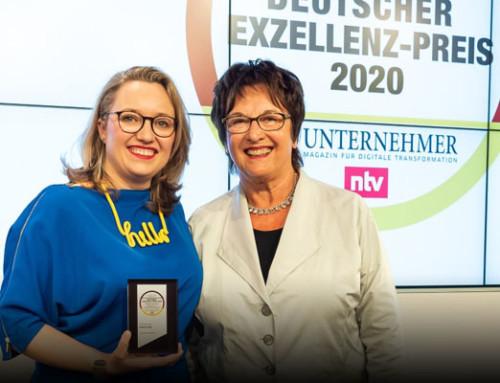 herCAREER Karrieremesse mit Deutschem Exzellenz-Preis 2020 ausgezeichnet: Digitales Messe-Matching hat Jury überzeugt