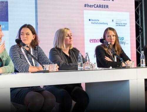 Podcast: Gemeinsam sichtbarer – wie innerbetriebliche Frauennetzwerke die Karriere stärken