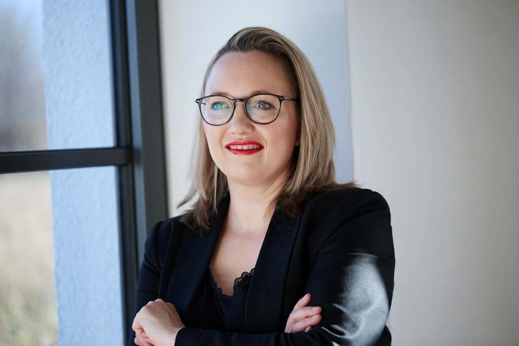 Natascha Hoffner - Gründerin der herCAREER - Porträt. Fotoquelle Sunghee Seewald