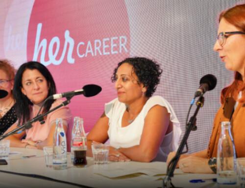 Podcast: Kinder UND Karriere. Selbstverständlich! Wir zeigen, wie es geht