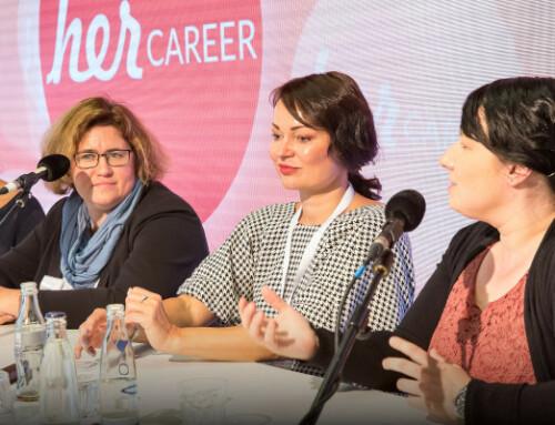 Podcast: Radikaler denken, entschlossener handeln: Wie Frauen Gleichberechtigung in Unternehmen treiben können