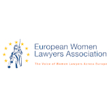 European Women Lawyers Association Logo, Partner der herCAREER