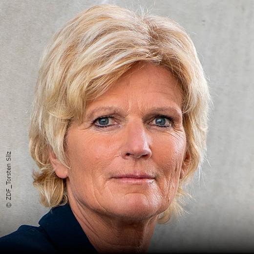 Claudia Neumann - Redakteurin beim aktuellen Sportstudio des ZDF - herCAREER