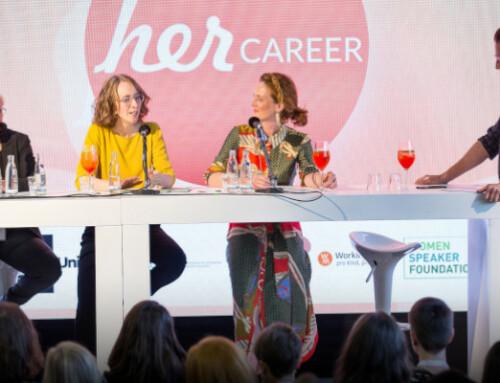 Podcast: Frauen kümmern sich, Männer machen Karriere – über Rahmenbedingungen für Engagement