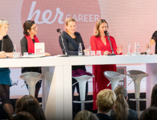 Podcast: Wer stehen bleibt, wird abgehängt – warum an Weiterbildung kein Weg vorbei geht (und wo Frauen die passende Unterstützung für sich finden)