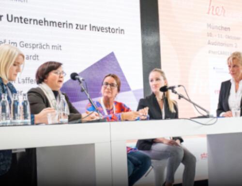 Podcast: Von der Unternehmerin zur Investorin