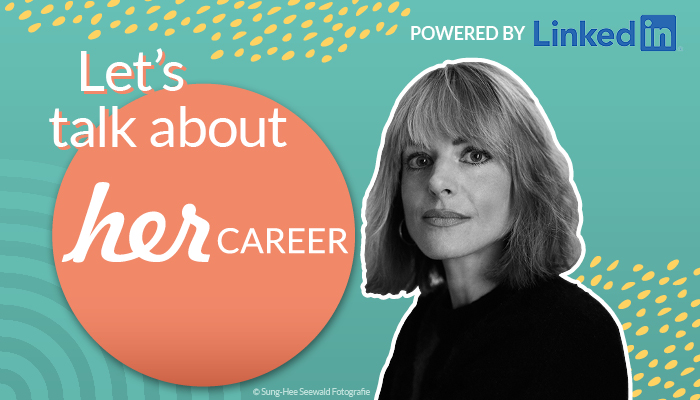 Let's talk about herCAREER Podcast mit Dr. Rebekka Reinhard