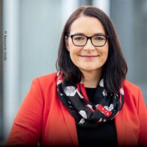 Alexandra Mebus, Geschäftsführerin und Arbeitsdirektorin, Zeppelin GmbH