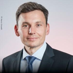 Bernd Baptist, Mitglied d. Geschäftsleitung, Sopra Steria SE