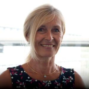 Dr.Margot Klinkner, stv. Geschäftsführerin. zfh