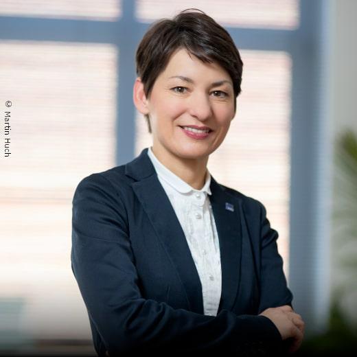 Jasmin Arbabian-Vogel, Präsidentin, Verband deutscher Unternehmerinnen