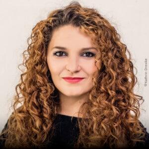 Samira Djidjeh, 1.Vorsitzende der Digital Media Women e.V.