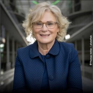 Christine Lambrecht, Bundesministerin für Familie, Senioren, Frauen und Jugend