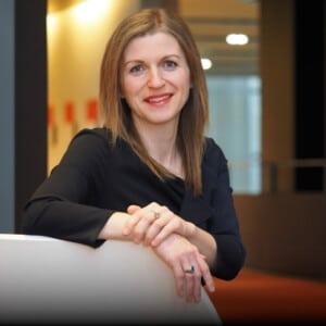 Dr. Eva Voss Head of Diversity, Inclusion and People Care Germany & Austria, BNP Paribas Gruppe Deutschland