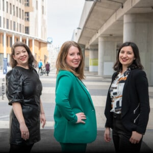 Astrid Wieland, Doris Schlaffer & Kristina Maria Brandstetter