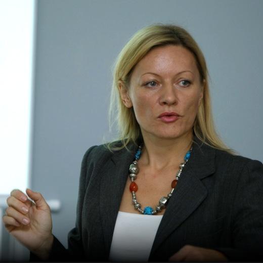 Isabella Mader, Executive Advisor, Global Peter Drucker Forum