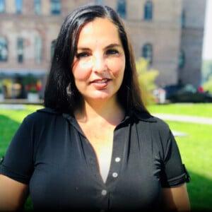 Özlem Doger-Herter Ambassador der Stanford University WOMEN IN DATA SCIENCE